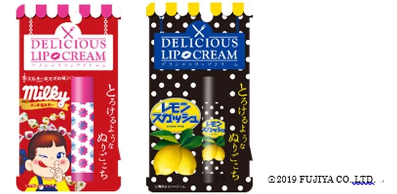 サン・スマイル「デリシャスリップ第10弾 不二家LOOKチョコミントの香り」