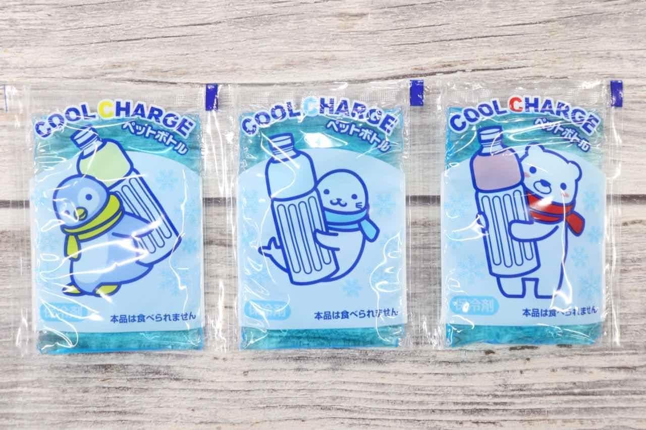 100均のペットボトル用保冷剤「くるくるCOOL」