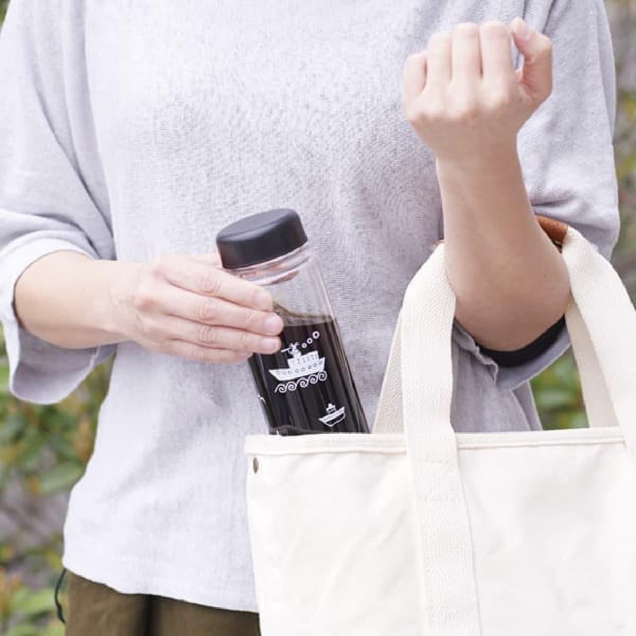 カルディ「水出しコーヒーボトルセット」