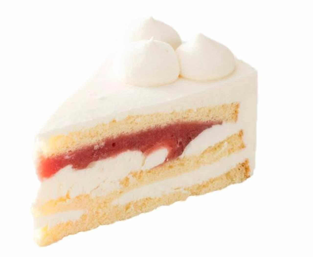 シャトレーゼ「糖質86%カットのショートケーキ」