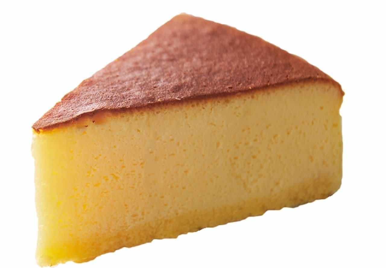 シャトレーゼ「糖質72%カットのスフレチーズケーキ」
