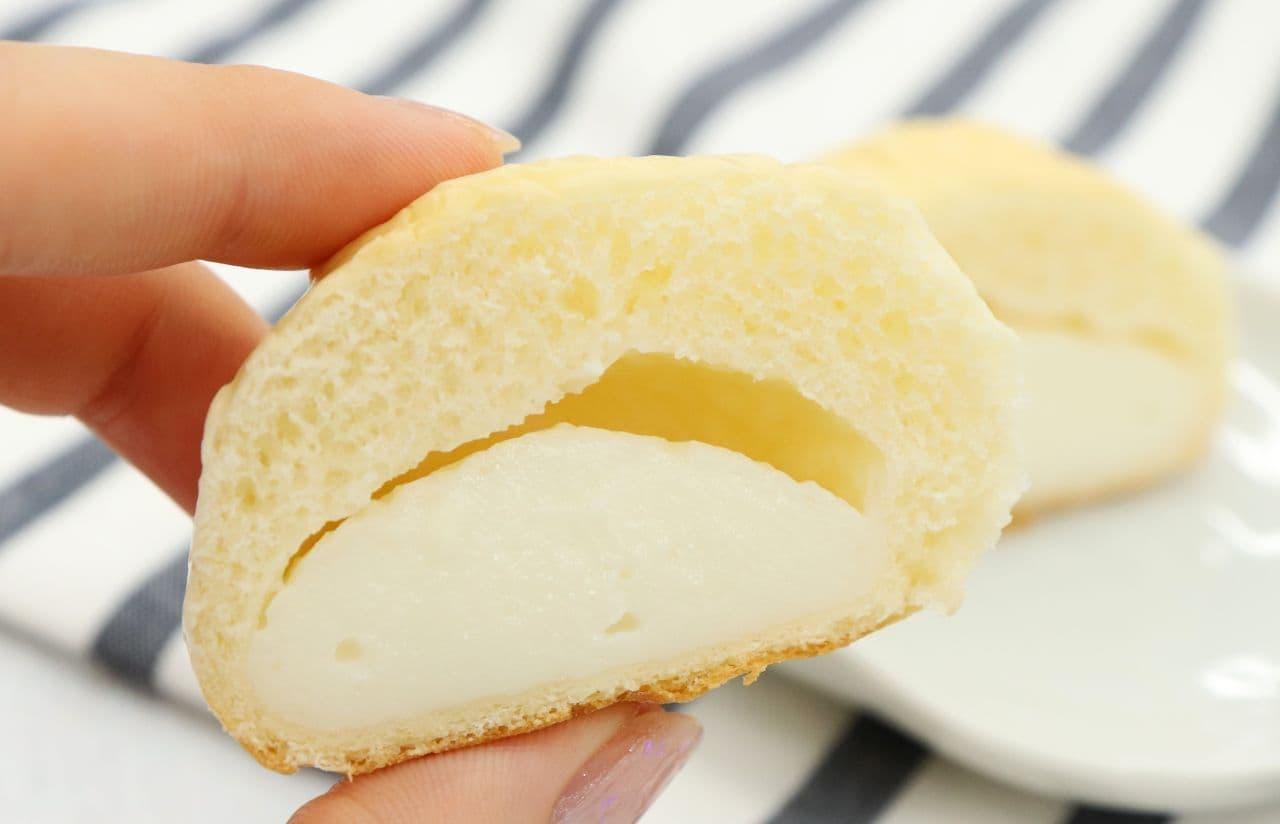 山崎製パン「カルピスクリームパン」
