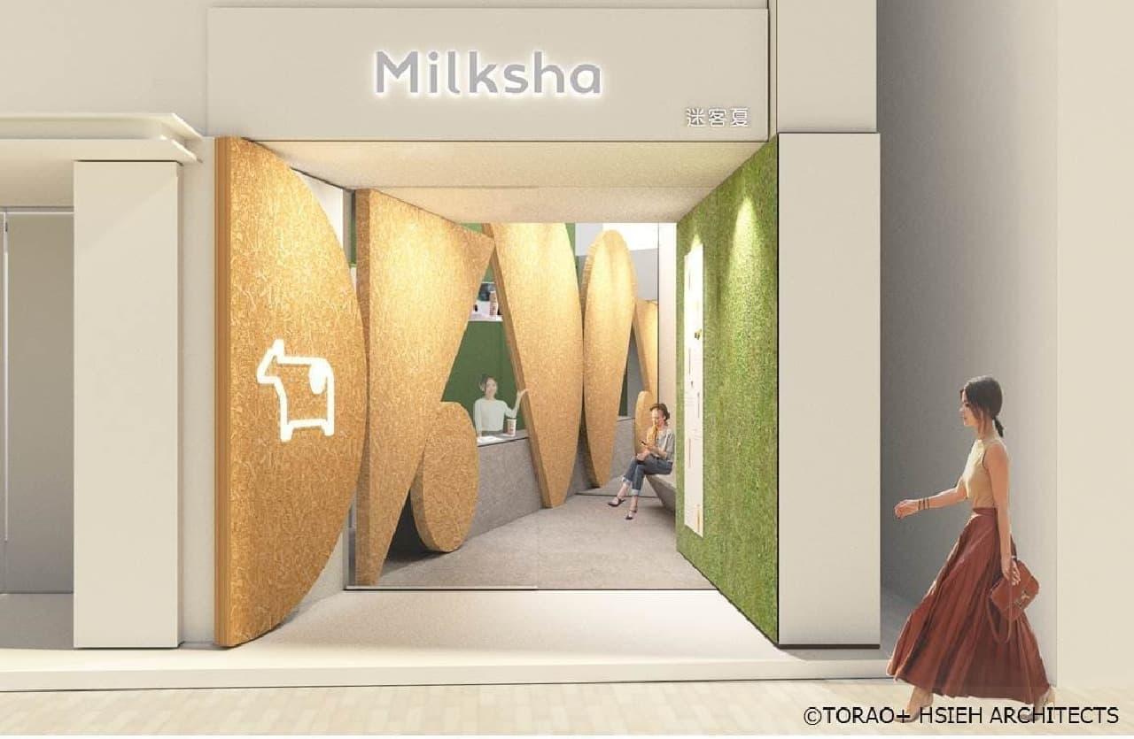 """""""白タピオカ""""の「Milksha(ミルクシャ)」日本上陸!-"""