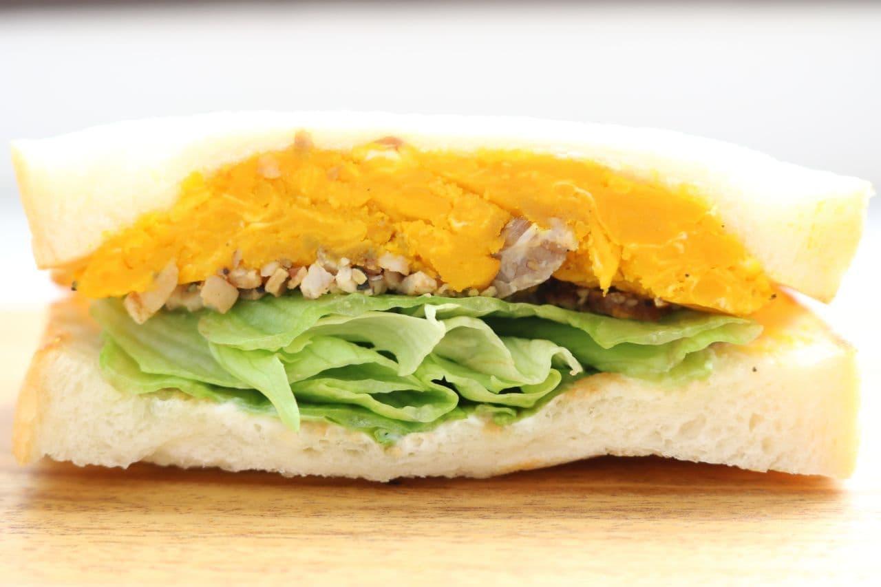 鎌倉「こまつやサンドイッチ」