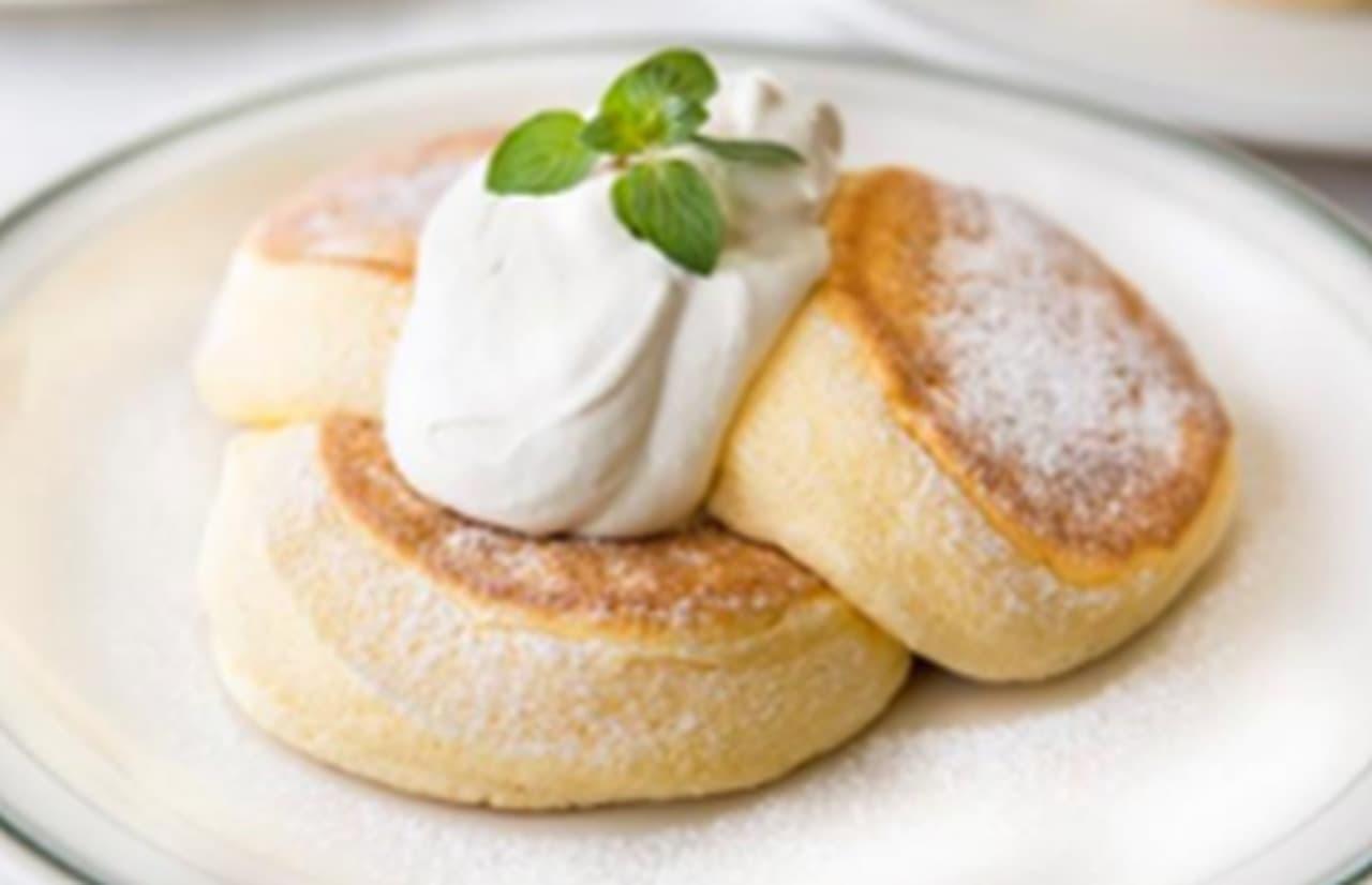 奇跡のパンケーキ リッチマンゴー