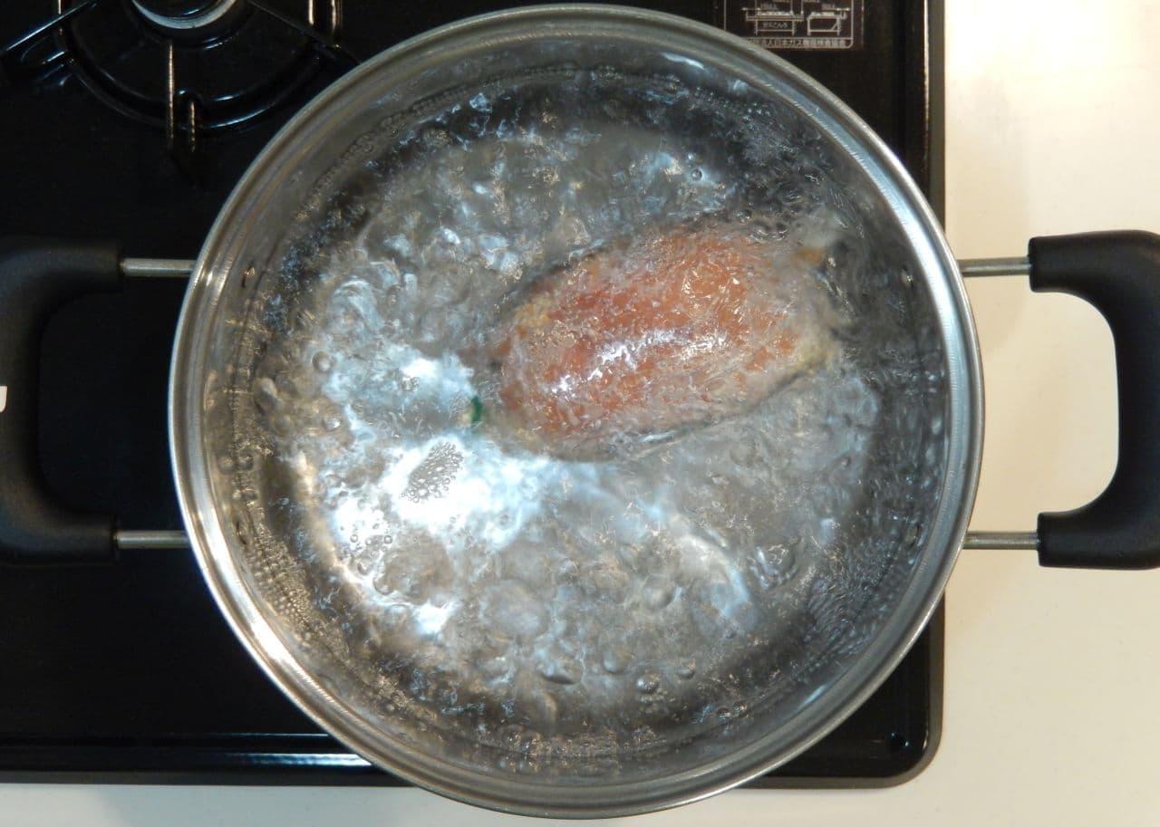 サラダチキン風鶏ハムの簡単レシピ