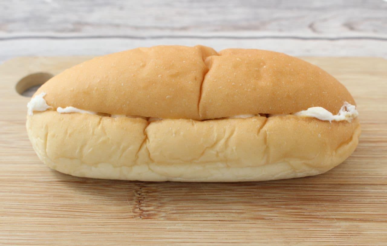 「高久ぱん」のコッペパン