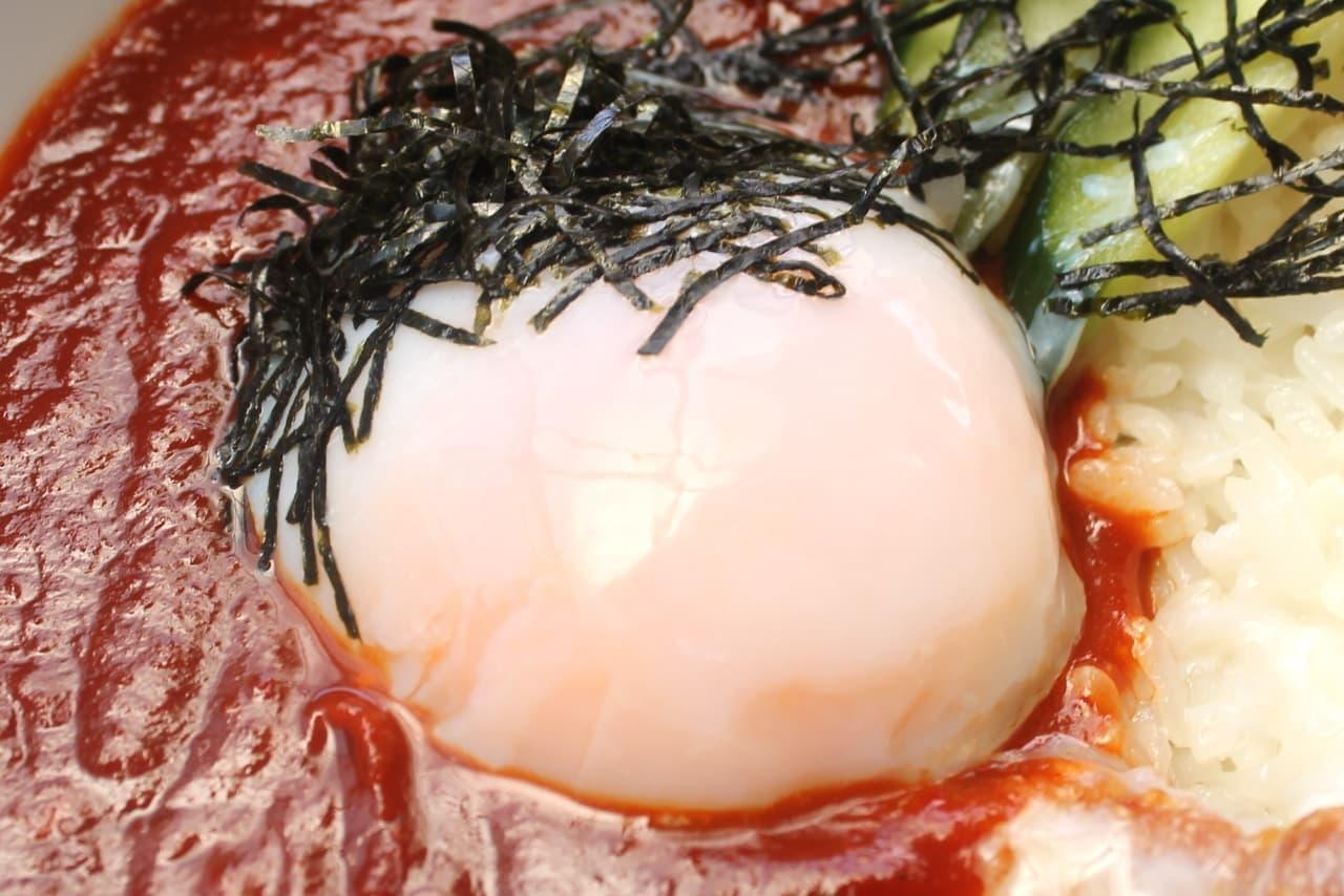 デニーズ「ファイヤー魔王丼」