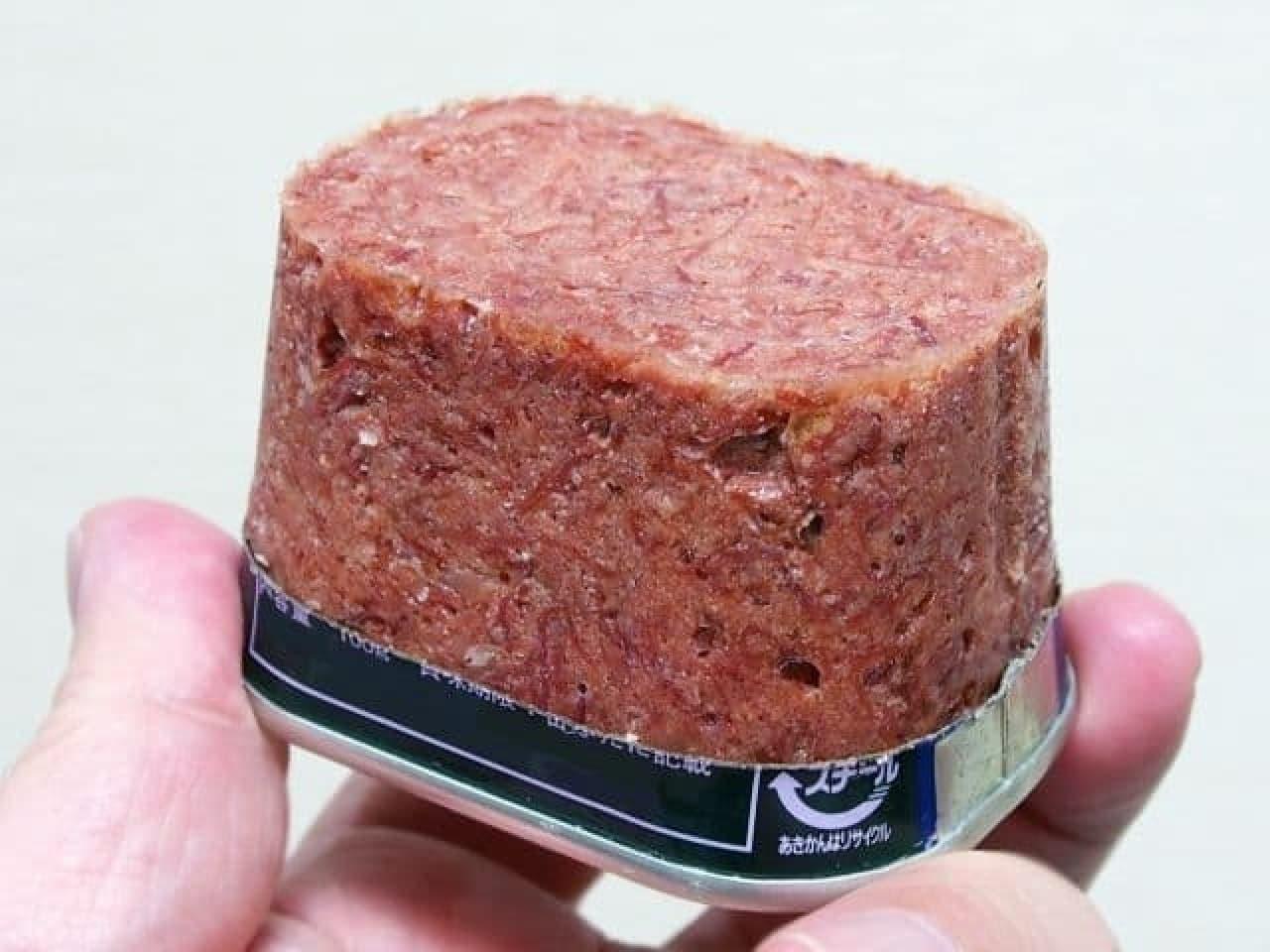 缶詰のイメージ写真