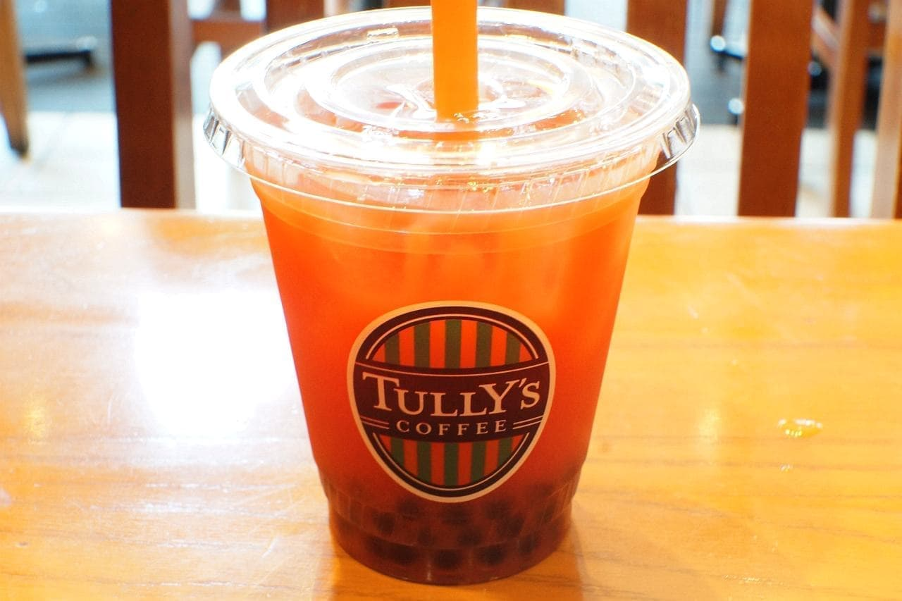タリーズコーヒー「すいかスクイーズ100%」