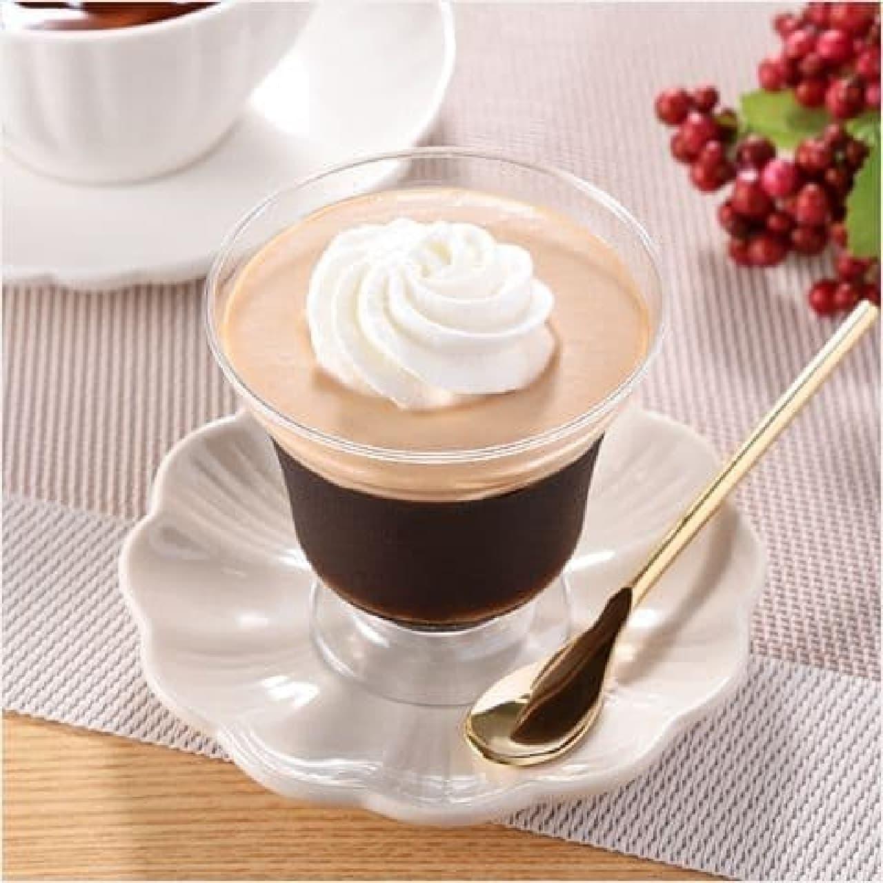 ファミリーマート「深煎りコーヒーゼリー」
