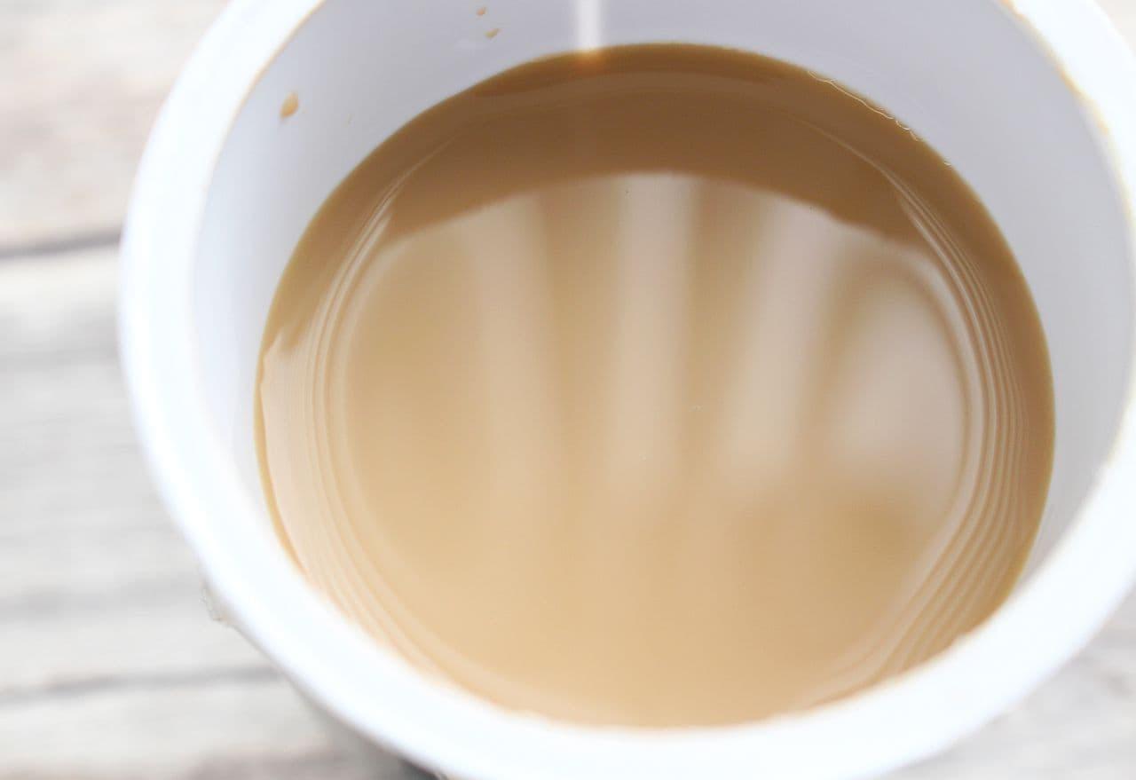 ローソン「悪魔のコーヒー」