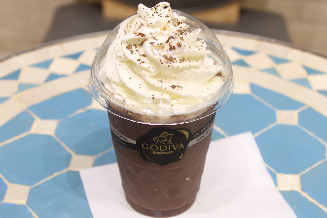ゴディバ「ショコリキサー ダークチョコレート ウバティー」