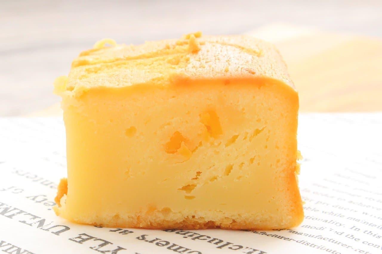 マイキャプテンチーズTOKYO「チーズゴロゴロケーキ」