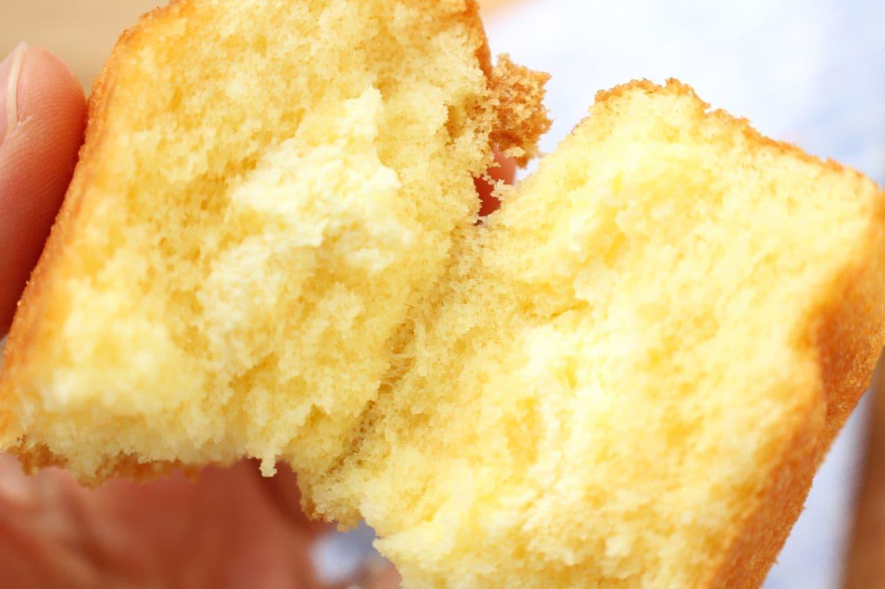 ムーミンのクリームパン