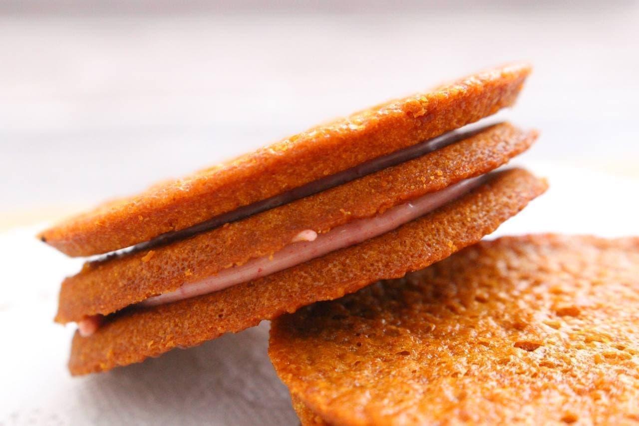 Berry UP!(ベリーアップ)の「いちごサンドクッキー」
