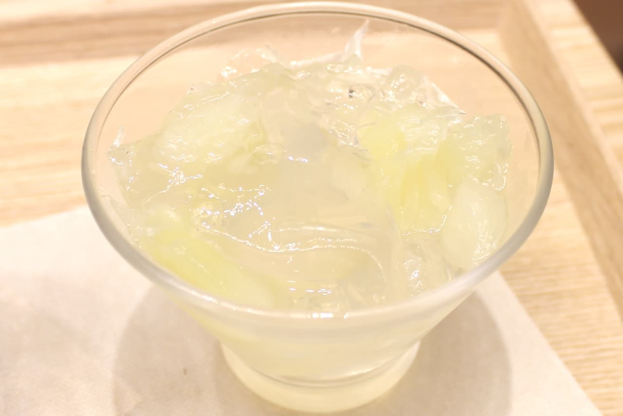 Cafe&Meal MUJI「ハイビスカスティー」