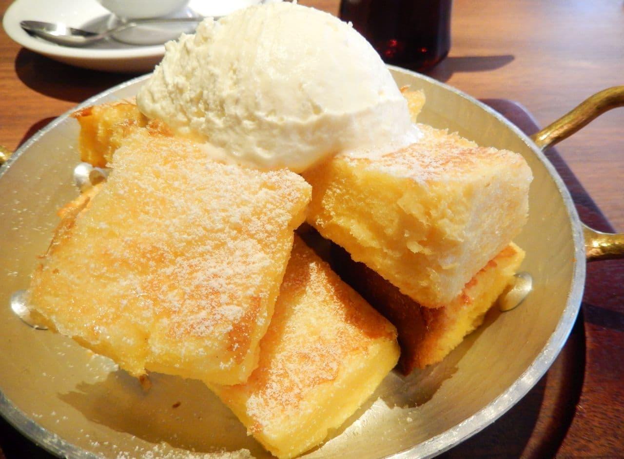 星乃珈琲店「フレンチトースト」