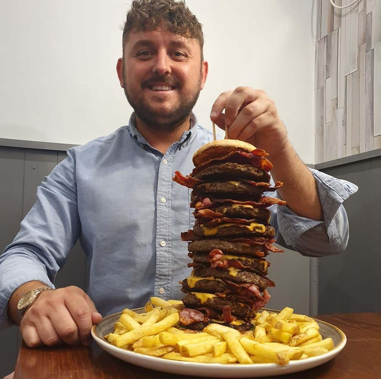 これ1個で5日分のカロリーを摂取できる「Big Ben Number 10」