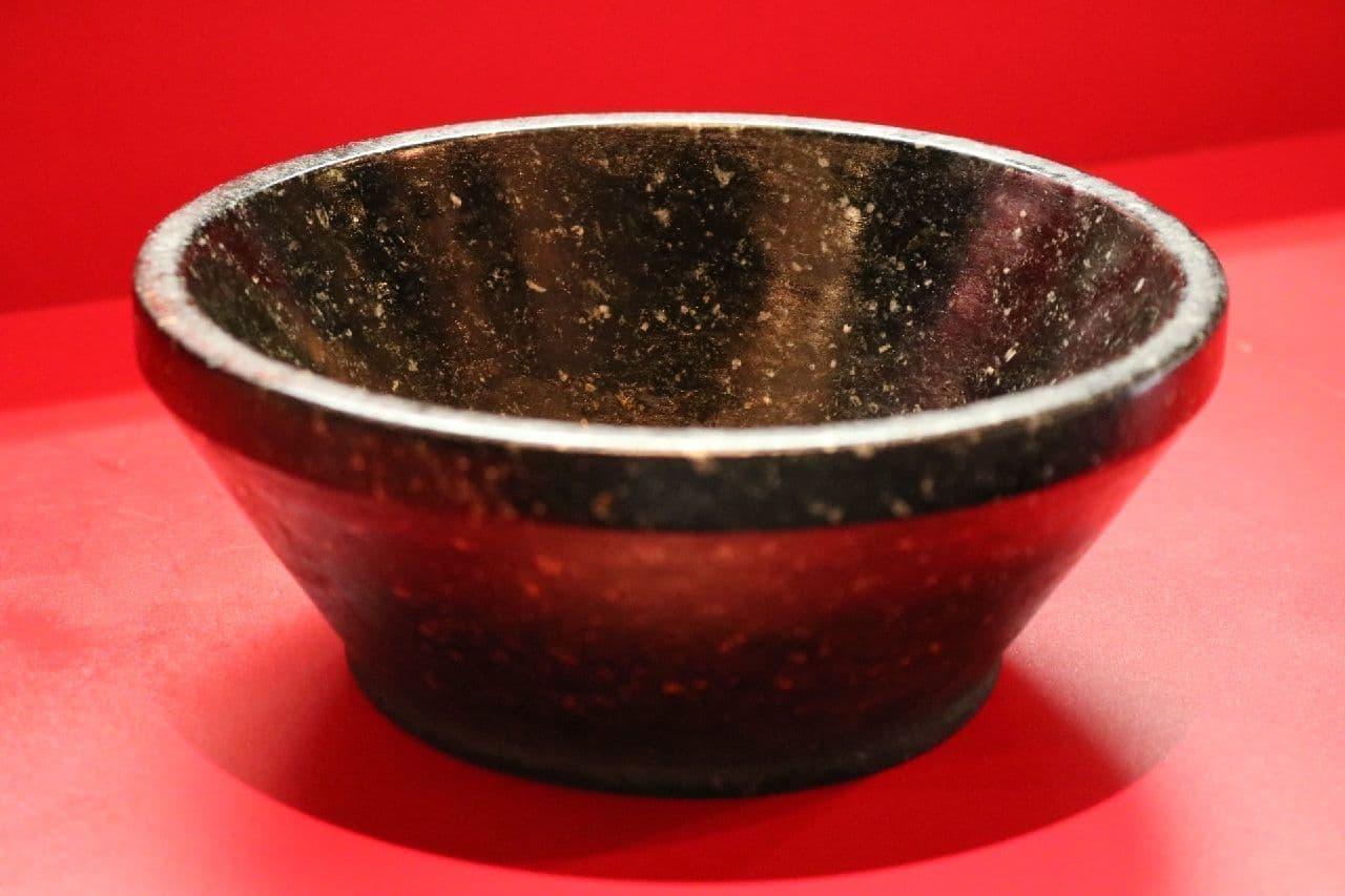 高田馬場「石器ラーメン」のラーメン丼