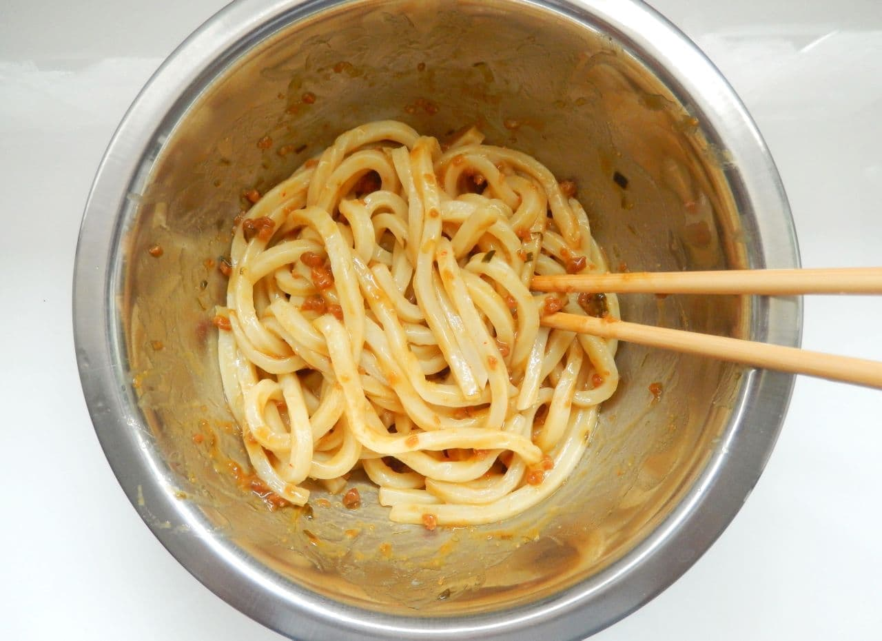 ヤマサ「やみつき麺だれ 餃子味」
