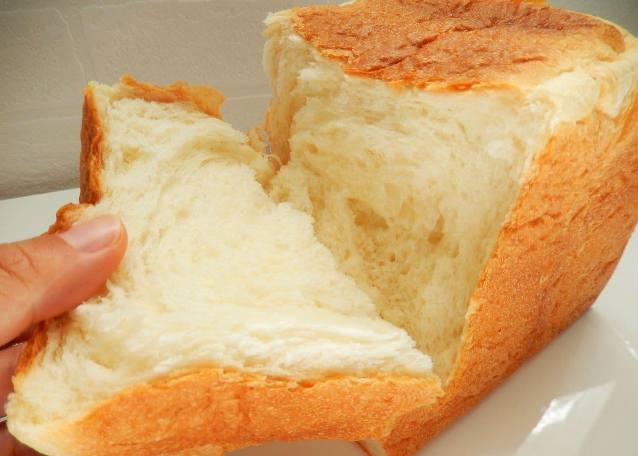 浅野ベーカリーの「日本酒食パン」