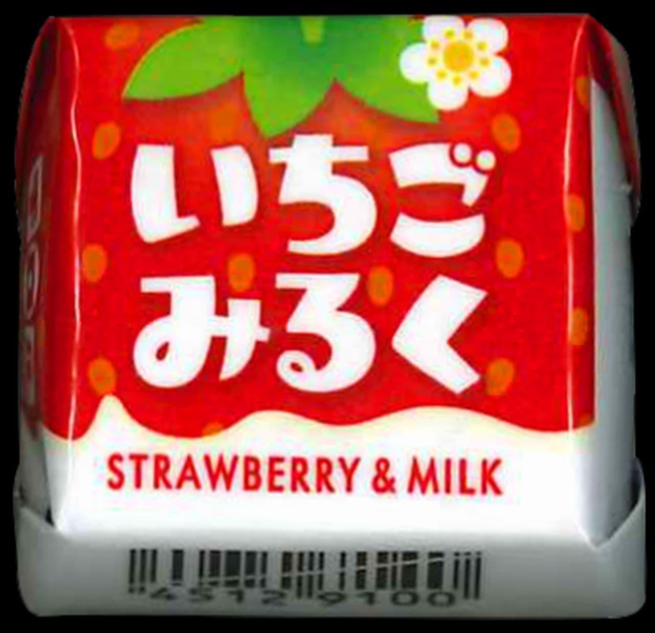 新作「チロルチョコ<いちごみるく>」