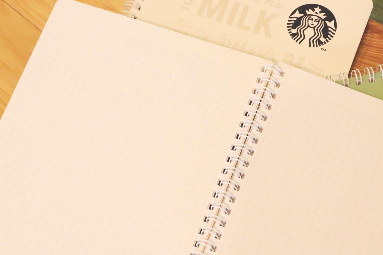 スターバックス キャンパスリングノート