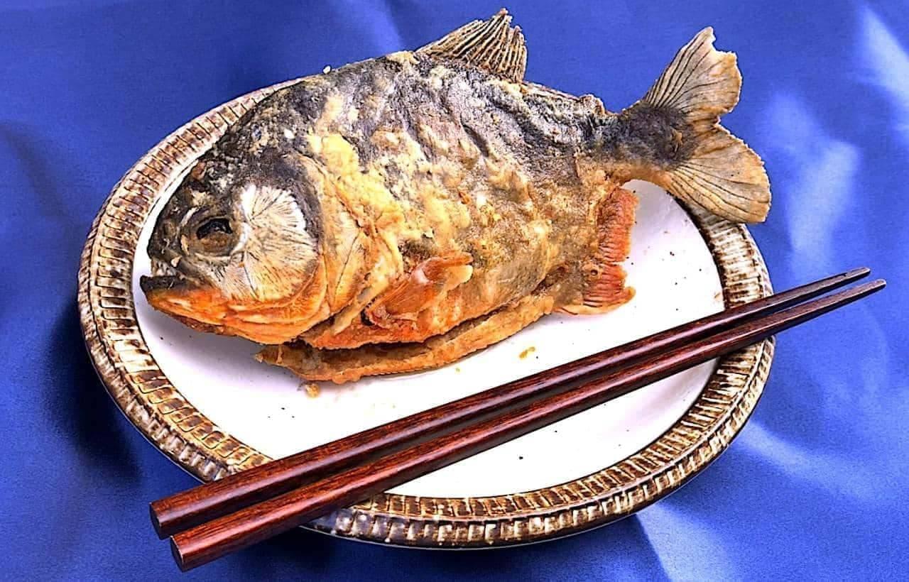 「ピラニア ラーメン」が9月20日から4日間、浅草NINJA CAFE & BAR ASAKUSAで提供