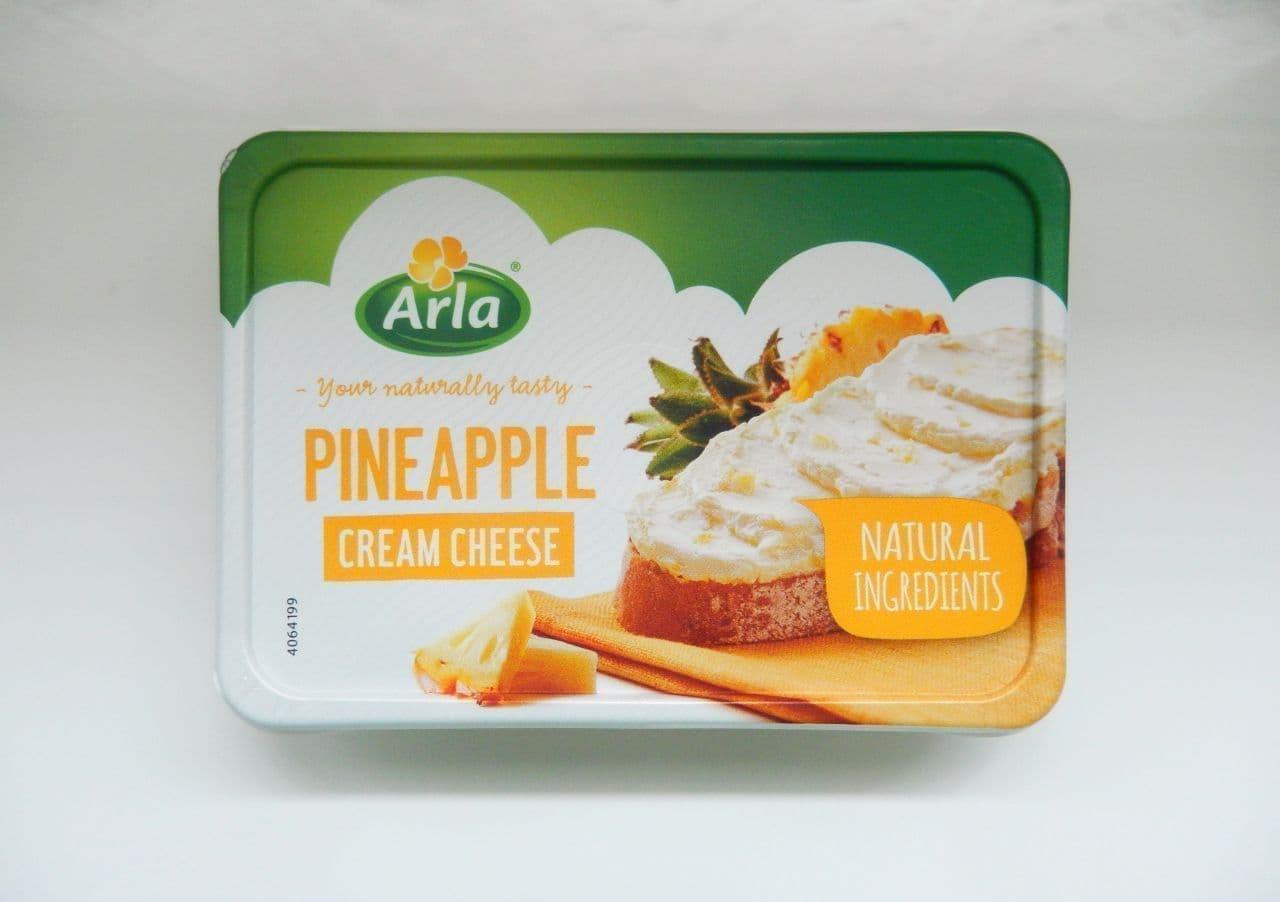 アーラクリームチーズ パイナップル