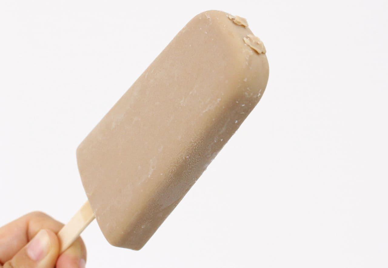 森永製菓「コメダ珈琲店 ミルクコーヒー味アイスバー」