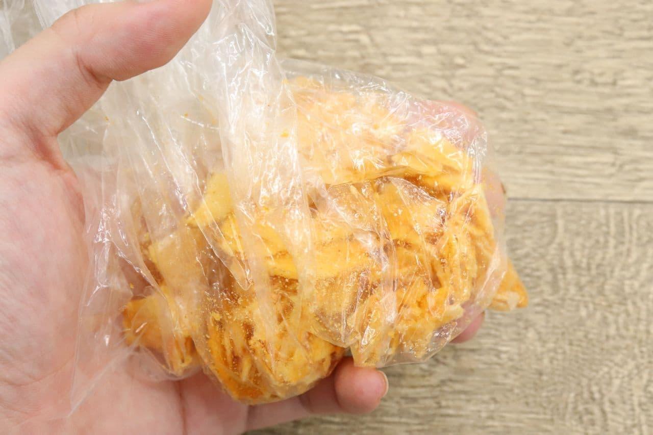 レシピ「スナッククリームチーズ」