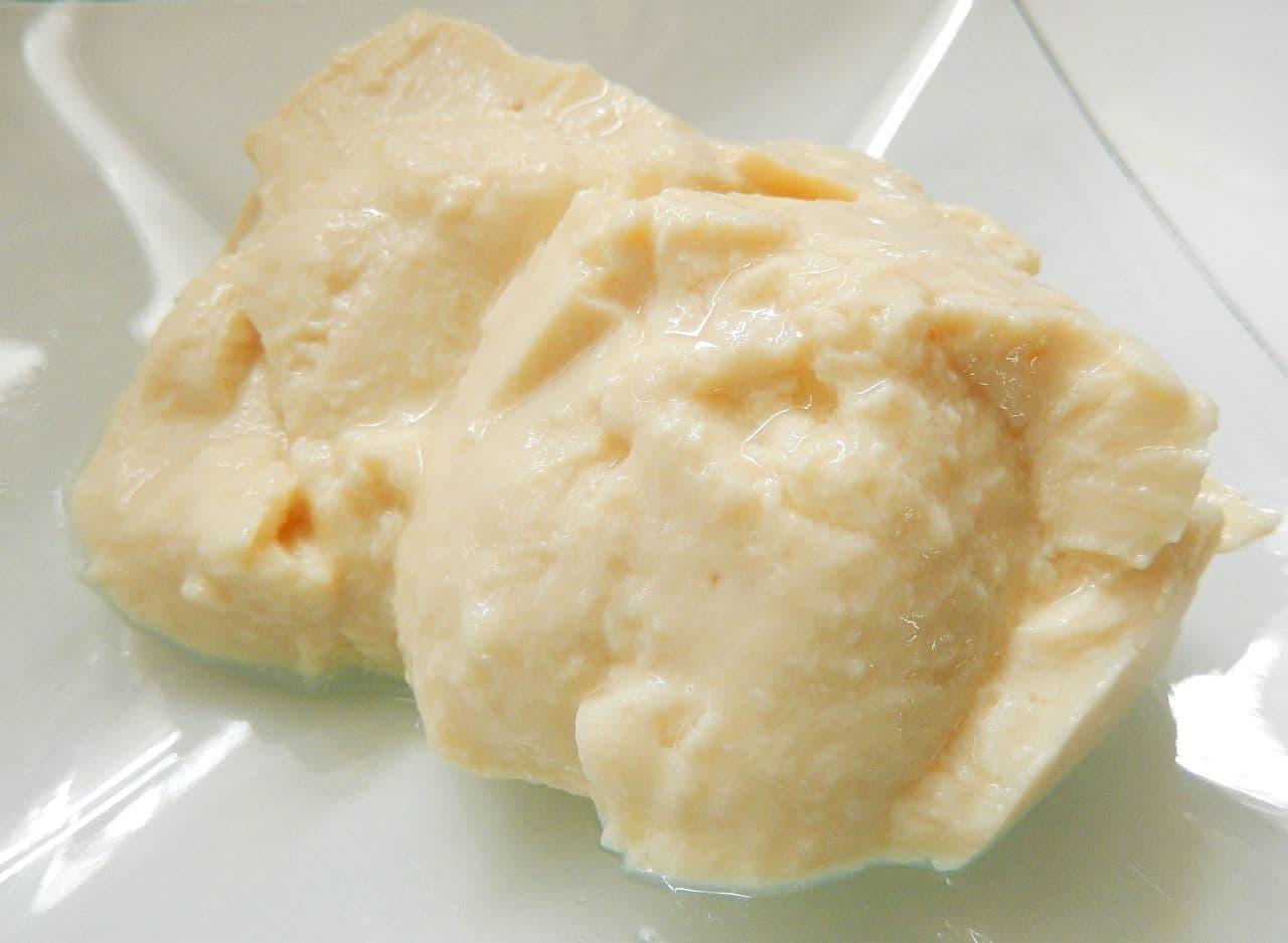 三代目 茂蔵「極甘おぼろ豆腐」