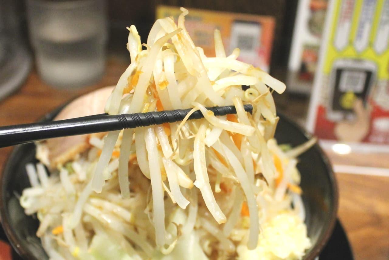三田製麺所「二代目背脂番長つけ麺」
