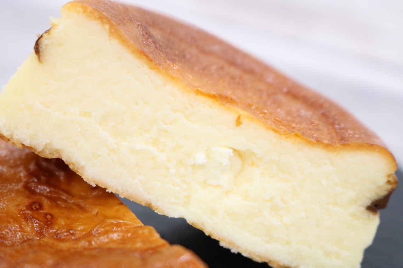 成城石井 バスクチーズケーキ