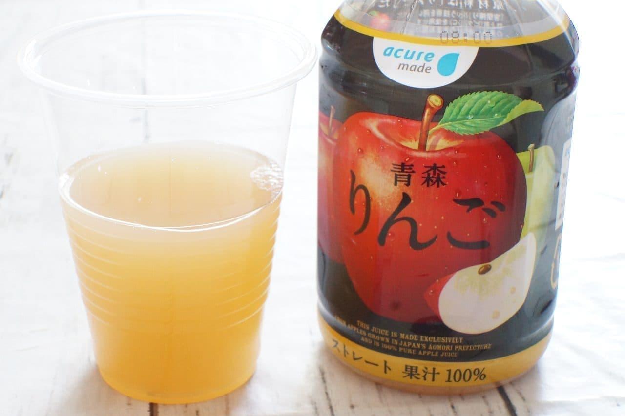 アキュア青森りんごシリーズの「りんご」