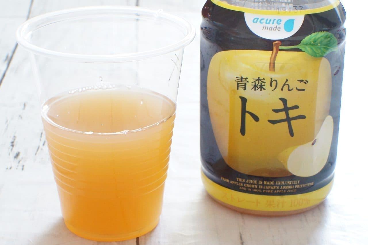 アキュア青森りんごシリーズの「トキ」