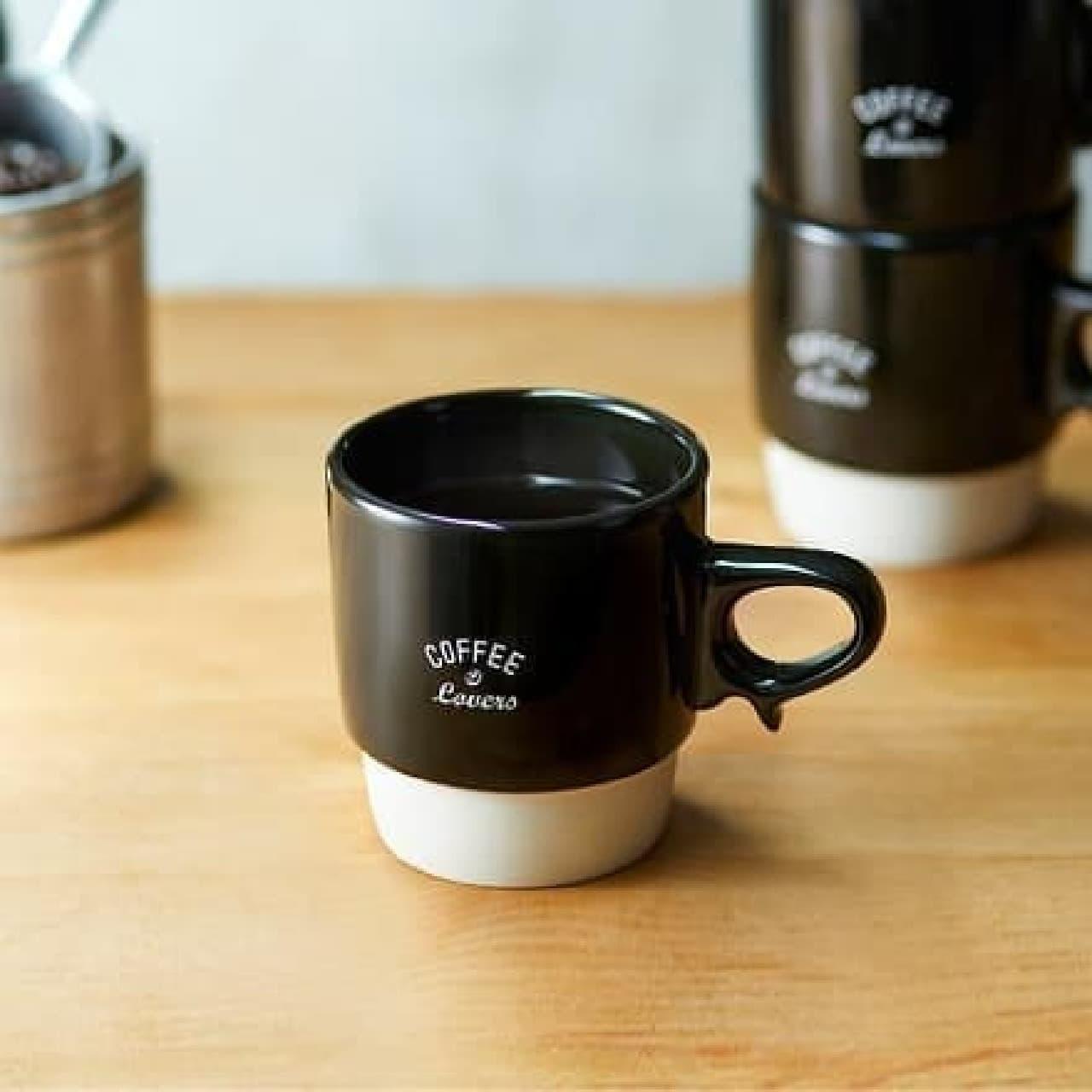 タリーズコーヒーのコーヒーラバーズマグ(波佐見焼)