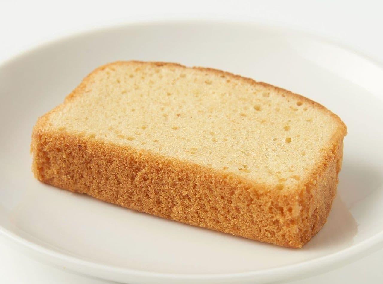 無印良品「パウンドケーキ」