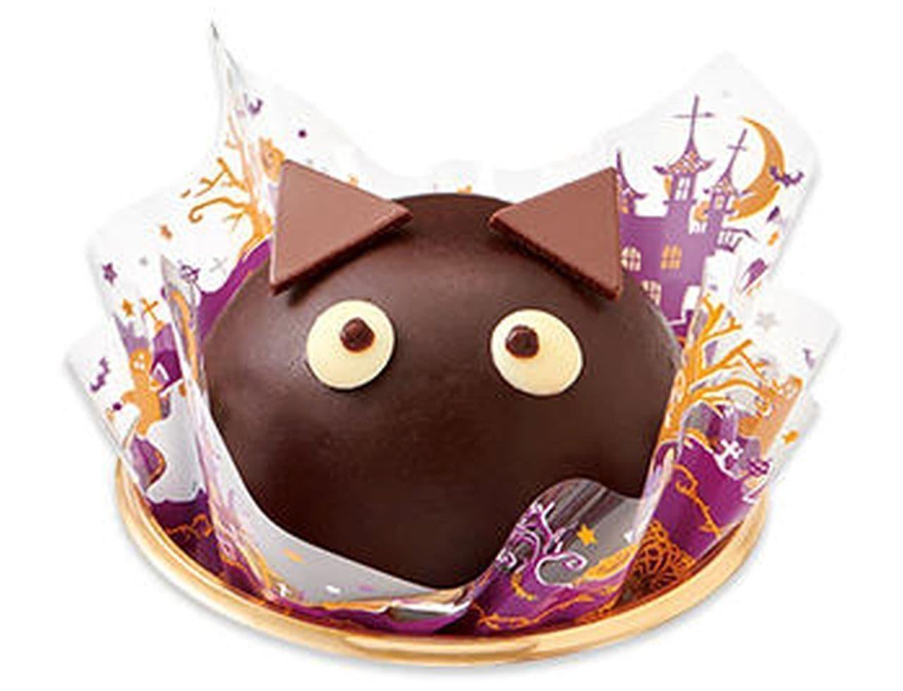 不二家「黒猫のチョコレートケーキ」