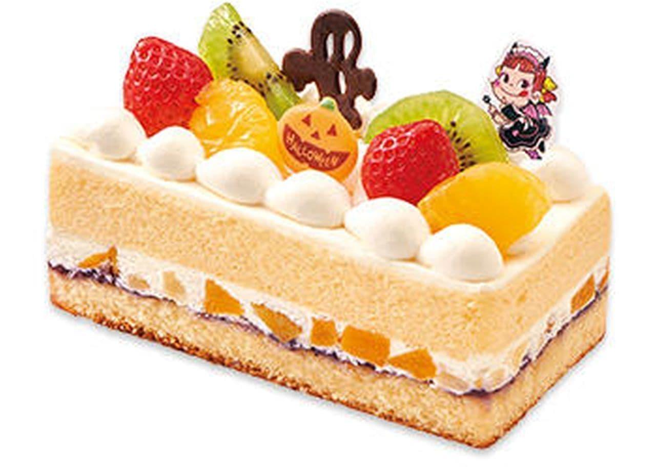 不二家「にぎやかバトンケーキ」