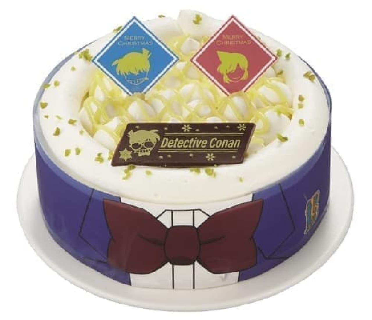 セブン-イレブン「名探偵コナン レモンパイ風チーズケーキ」