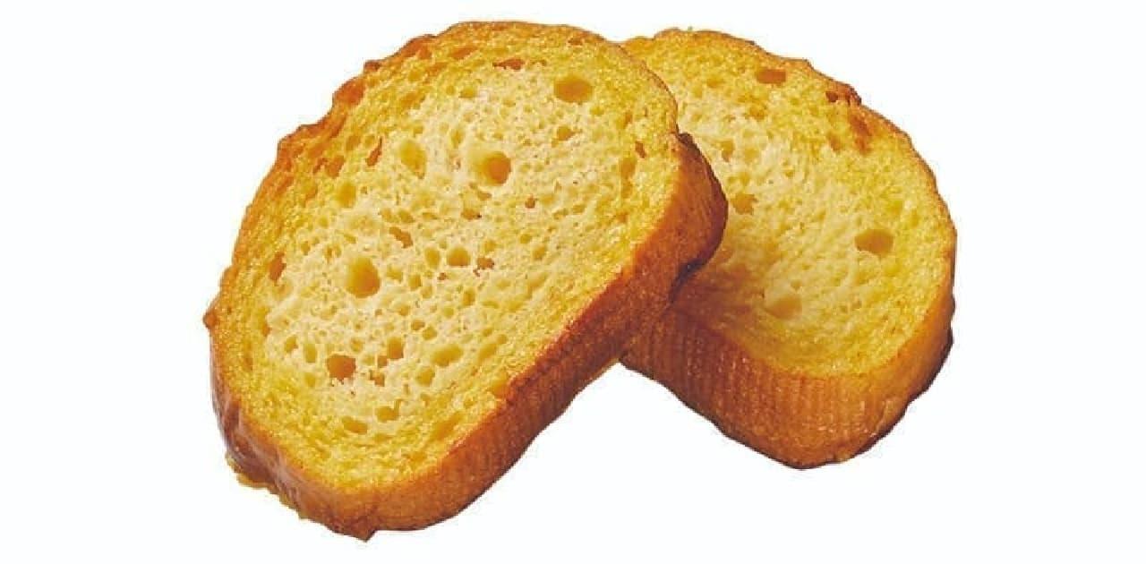ローソンのマチノパン「フランスパンのフレンチトースト」