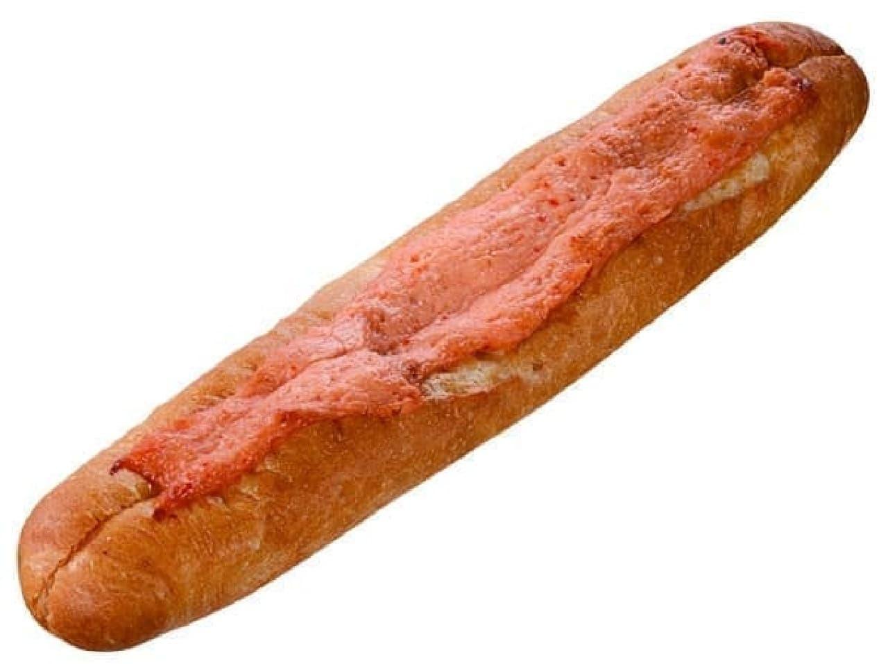 ローソンのマチノパン「めんたいフランス」