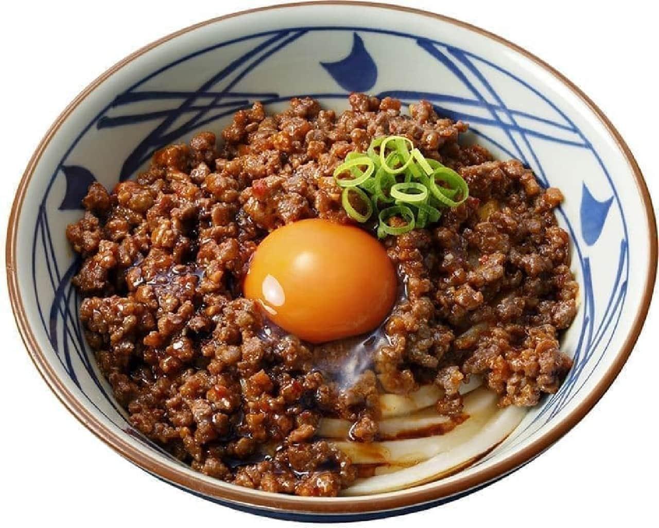 丸亀製麺「第2弾 釡玉うどん祭」