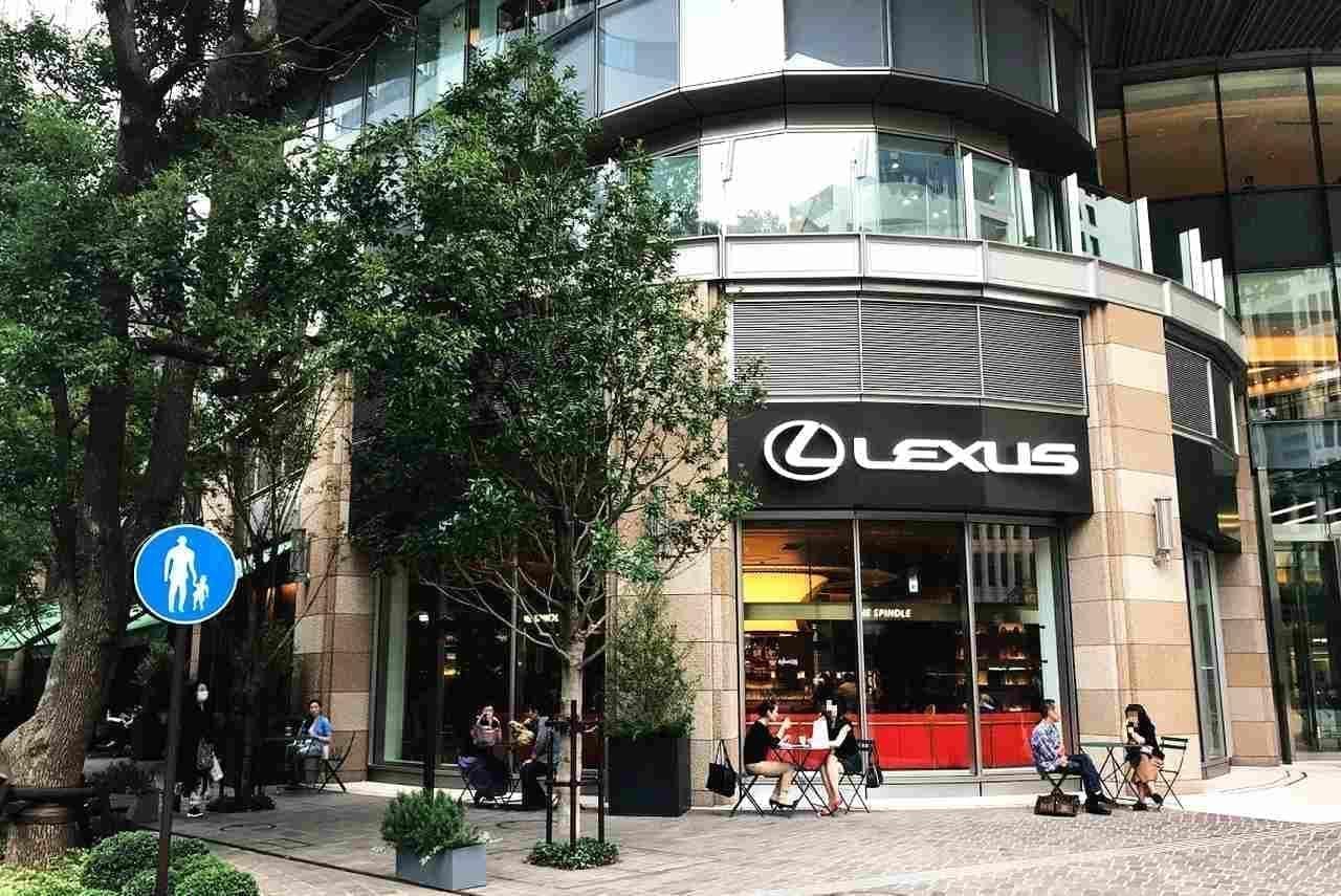 LEXUS MEETS…のカフェTHE SPINDLE(ザ・スピンドル)