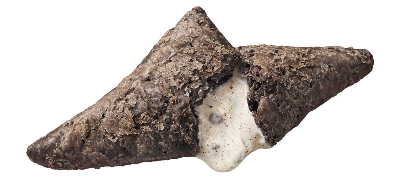 マクドナルド「三角チョコパイ クッキー&クリーム」