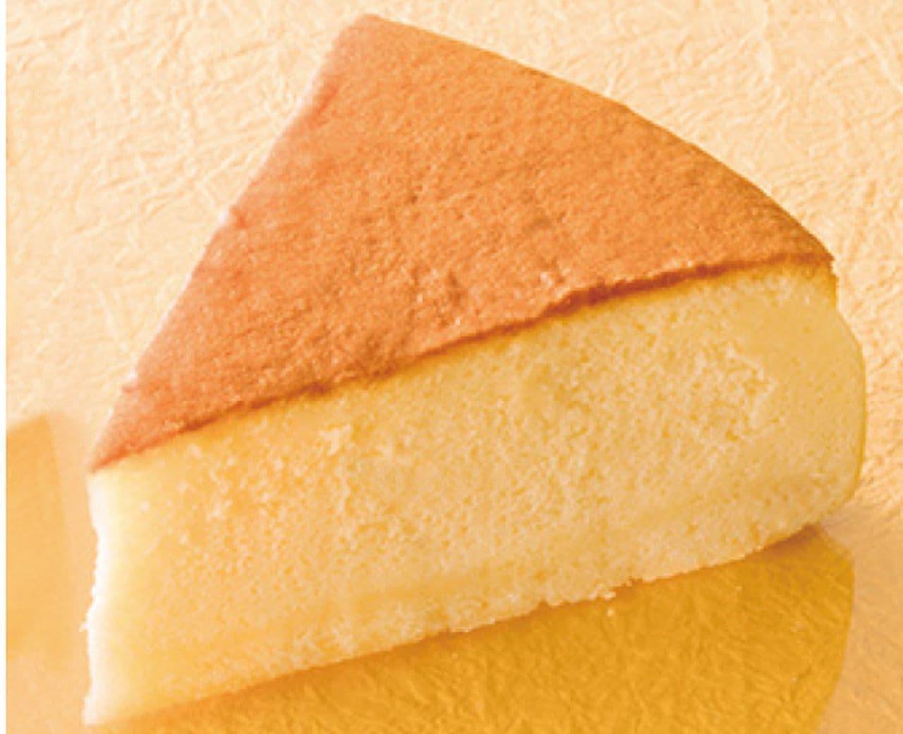 シャトレーゼ「ふわふわスフレチーズケーキ」