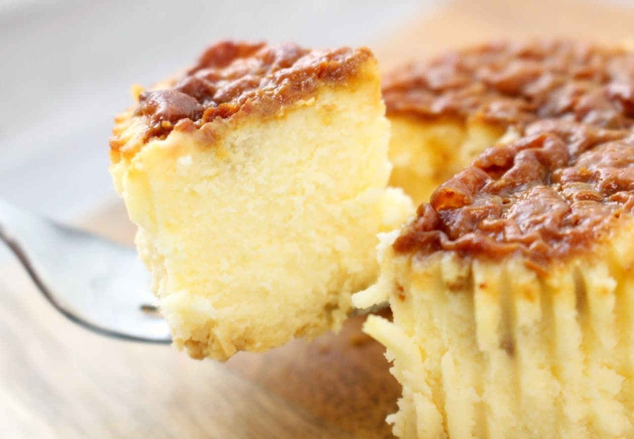 """セブンとローソンの""""バスクチーズケーキ""""食べ比べ"""