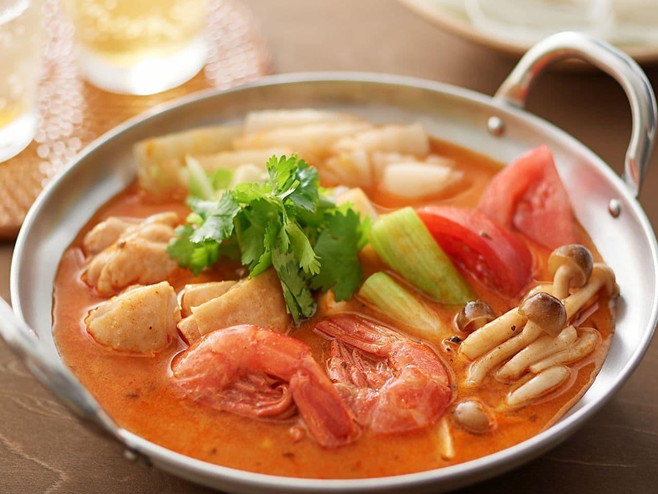 無印良品「手づくり鍋の素 サムゲタン鍋」